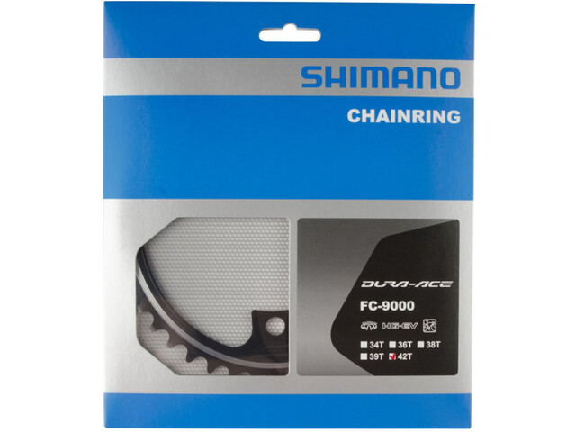 Shimano Dura-Ace FC-9000 Chainring 11-speed ME black